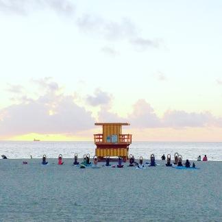 Yoga Miami Beach Moveinlab